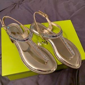 Never worn Gianni Bini sandals
